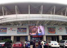 campo de fútbol, shanghai