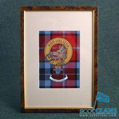 Clan MacTavish Crest