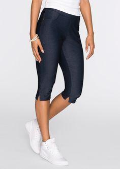 Commandez maintenant Jegging corsaire gris - RAINBOW à partir de 18,99 ? sur bonprix.fr. Imitation jean. Long. entrejambe env. 44,5 cm.