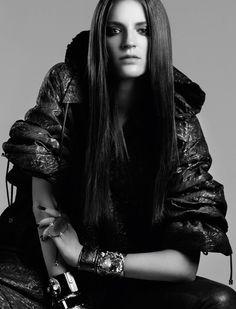 Fashiontography: Laura Kampman by Daniel Sannwald