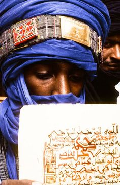 Africa | Tuareg, Mali | ©Georges Courreges