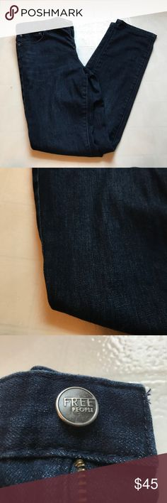 Free People Jeans Free People Jeans, size 29, good condition, no stains. Free People Jeans