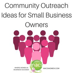Consumers love businesses that practice corporate social responsibility. Here are some ideas for how your small business can give back to the community. #macswomen #business #smalbusiness