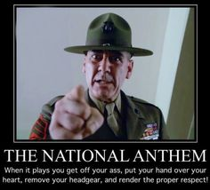 These words are for all the disrespectful people who sit on their butts when OUR national anthem is playing! Military Quotes, Military Humor, Military Life, Military Cross, Mantra, Great Quotes, Inspirational Quotes, I Love America, Warrior Quotes