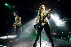 The Dollyrots - love these guys so much!!