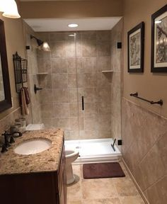 Small Bathroom Remodeling Guide (30 Pics | Pinterest | Small ...