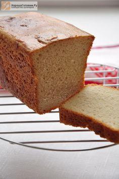 Пшеничный хлеб на закваске  Автор: Людмилa Семенюк