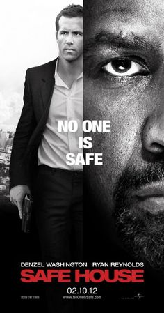 A young CIA agent is tasked with looking after a fugitive in a safe house. But when the safe house is attacked, he finds himself on the run with his charge.