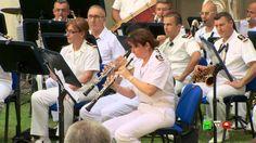 Concerto Banda Musicale della Marina Italiana - La Banda in Original - T...