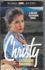 World Audio Book Christy Catherine Marshall Jeanette Clift George NIP 1987