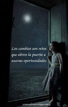 #reflexiones #pensamientos #luna #oportunidades #puerta