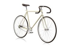 BIKEID Track Cream White