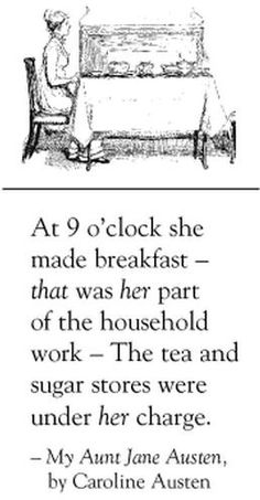 Tea with Jane Austen: Review of a book by Kim Wilson « Jane Austen's World