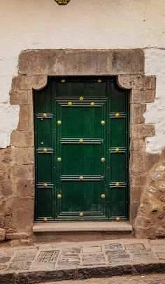 Doors of South America
