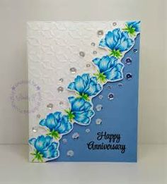 Craftcation: Floral Anniversary Cards