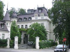 jil sander mansion | hamburg