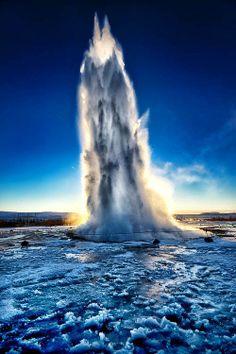 Great Geysir - Iceland