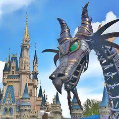 There's magic if you know where to look for it. . #parade #dragon #disneyparade #disneyguy #disneylife #instadisney #waltdisneyworld #wdw #disneyig #disneyfan #disneyland #igersdisney #disneyworld #disney #500px #magickingdom #disneydragon #ilovedisney #disneyparks #disneystyle #disneymagic #disneygram #disneylove #orlando #mickey #castle #themagicalcollective
