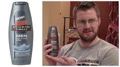 Palmer's Cocoa Butter Men's Body & Face Wash Review