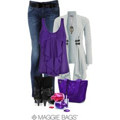 A fashion look from March 2013 featuring Lipsy cardigans, Hudson Jeans jeans and Rebecca Minkoff boots. Browse and shop related looks.