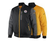 cf0f6c03e33f Nike Defender (NFL Raiders) Men s Reversible Jacket for the husband.