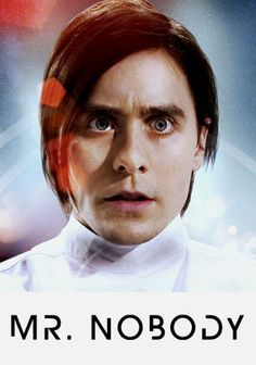 Mr. Nobody. Nemo is the last mortal & as his last days on earth are approaching, he is interviewed to relive his life & give insight on the life of mortals. He shows the decision he made & how they affected him. This movie was crazy. It's long too. But I liked it. A lot. But it's hard for me to real describe it where it makes sense, but I suggest watching it. I feel like it's one of those movies where I'll have to watch it twice to fully understand it.