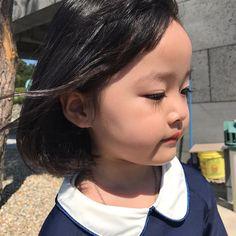 Cute Asian Babies, Korean Babies, Asian Kids, Cute Babies, Cute Baby Meme, Cute Baby Girl Pictures, Ulzzang Kids, Newborn Baby Photos, Beautiful Little Girls