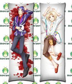 Tokyo Ghoul Juzo Suzuya Tsukiyama SYU 0298 Anime Dakimakura Body Pillow Case | eBay