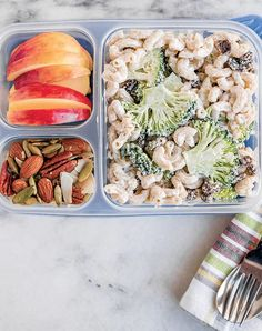 Lunch Meal Prep, Healthy Meal Prep, Healthy Eating, Healthy Cold Lunches, Meal Prep Breakfast, No Heat Lunch, Lunch Recipes, Healthy Recipes, Pasta Recipes