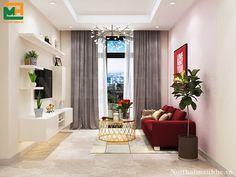 Dịch vụ thiết kế nội thất là những chủ sở hữu căn hộ chung cư vì có diện tích hạn chế nên cần thiết kế để bố trí đồ nội thất phù hợp