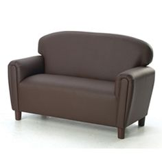 Just like home seating The Enviro-Child Sofa is comfortable, yet durable enough for every day use. It comes in (3) sizes and (5) colors, so there's one to suit any child and decor. Whether you place i