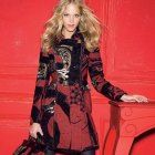 Fashion pictures or video of Erin Heatherton: Desigual A/W '11/'12; in the fashion photography channel 'Advertising'.