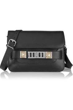 Black leather (Calf) Snap-fastening front flap Comes with dust bag Mini  Purse 773e5c816704e