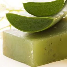 Make your own Aloe Vera soap to soothe irritated skin, with emollient properties that will make your skin look and feel suppler and younger! Make your own Aloe Vera soap Homemade Beauty, Diy Beauty, Savon Soap, Homemade Soap Recipes, Soap Making Recipes, Lotion Bars, Handmade Soaps, Diy Soaps, Home Made Soap