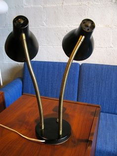Mid-Century Modern Mad Men Desk Lamp | eBay