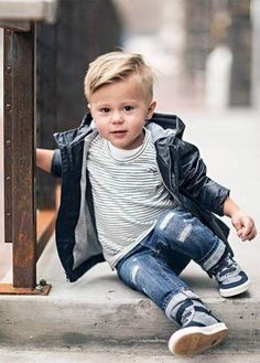 Skater Hairstyle Kids Hairstyles