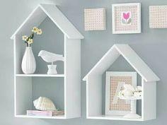 Little house selves
