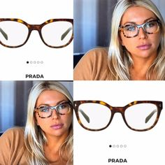 Stassi Schroeder's Tortise Shell Glasses in Montauk Season 5 Episode 9 Vanderpump Rules Fashion and Style on Bravo Reality TV Fashion Cover, Fashion Tv, Fashion Beauty, Womens Glasses, Ladies Glasses, Big Blonde Hair, Nice Glasses, Prada Eyeglasses, Hot Hair Colors