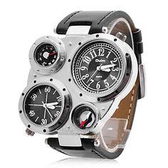 Uniek Analoog Unisex Horloge  - EUR € 12.41