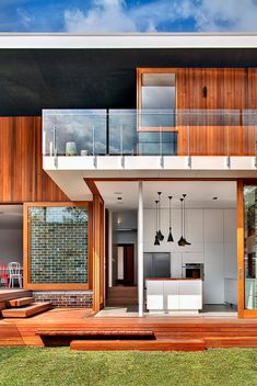 Castlecrag Residence by CplusC Architectural Workshop