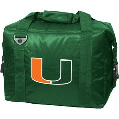 Miami Hurricanes NCAA 12-Pack Cooler