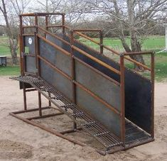 Loading Chutes- Ramsey Ranch Supply