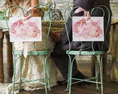 Swooned: Summer Breeze: A Light and Airy Styled Shoot with Nods to the Sea