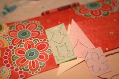 Teaching about Japan. Buy some origami paper for artwork