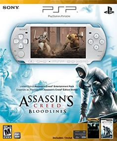 PSP Limited Edition Assassins Creed Sony | Augusta