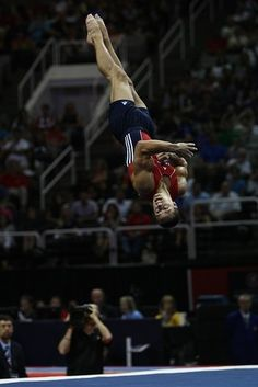 Dalton : 2012 U.S. men's Olympic team  GYMNASTICS