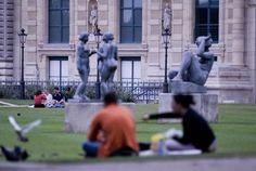 Que tal um piquenique em Paris? #viagem #turismo