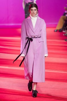 3.1 Phillip Lim, Fall 2017 - Outerwear Trends on the New York Runways - Photos