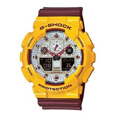 CASIO GA-100CS-9AER G-SHOCK