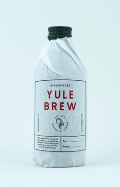 STRAW-GOAT YULEBREW on Behance